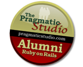 Pragmatic Studio Alumni Stamp